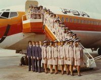 PSA Pacific Southwest Airlines Flight Attendant / Stewardess