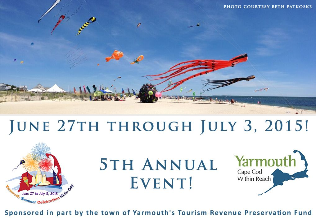 Yarmouth Summer Celebration Kick Off 2015