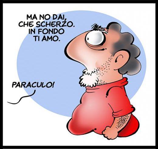 ITALIAN COMICS - Lui, Lei e le…reciproche incomprensioni 2