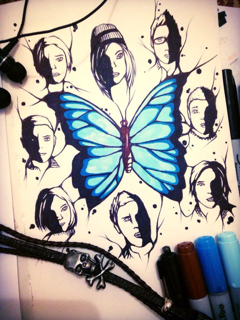 UNTIL DAWN The Butterfly Effect Until dawn game, Until