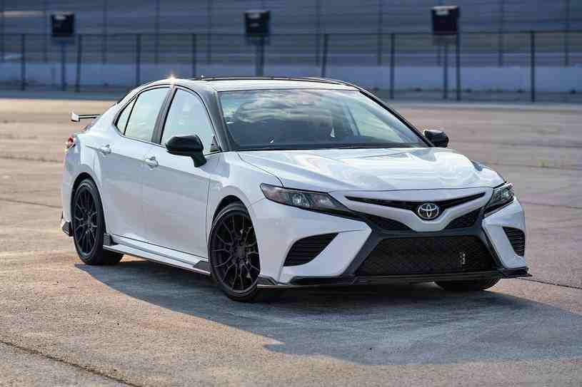 Pin By Image Cars On Toyota Camry In 2020 Toyota Camry Camry Trd