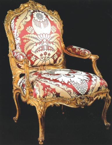Un Des Six Fauteuils Conserve A Versailles C Chateau De Versailles French Furniture Louis Xvi Marie Antoinette