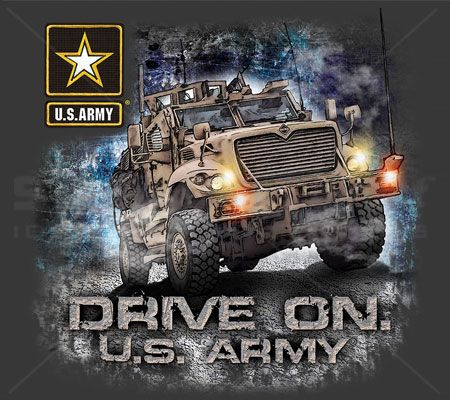 Army Drive On #AR17725 13 9