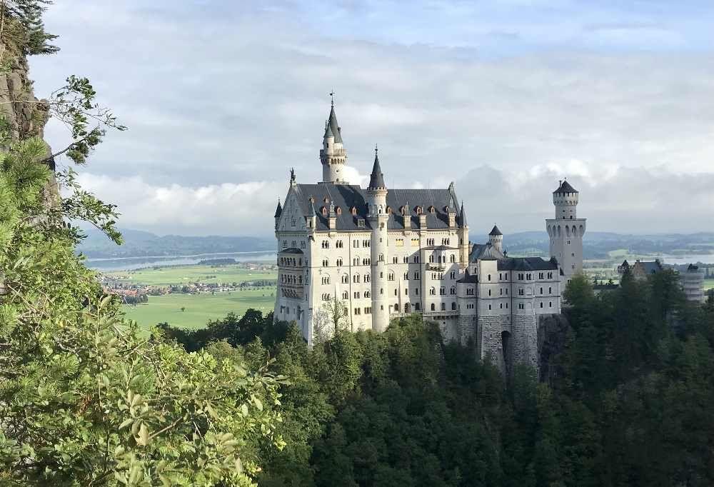 So Ist Schloss Neuschwanstein Ausflug Mit Kindern Bayern Ausflug Ausflugsziele Schloss Neuschwanstein