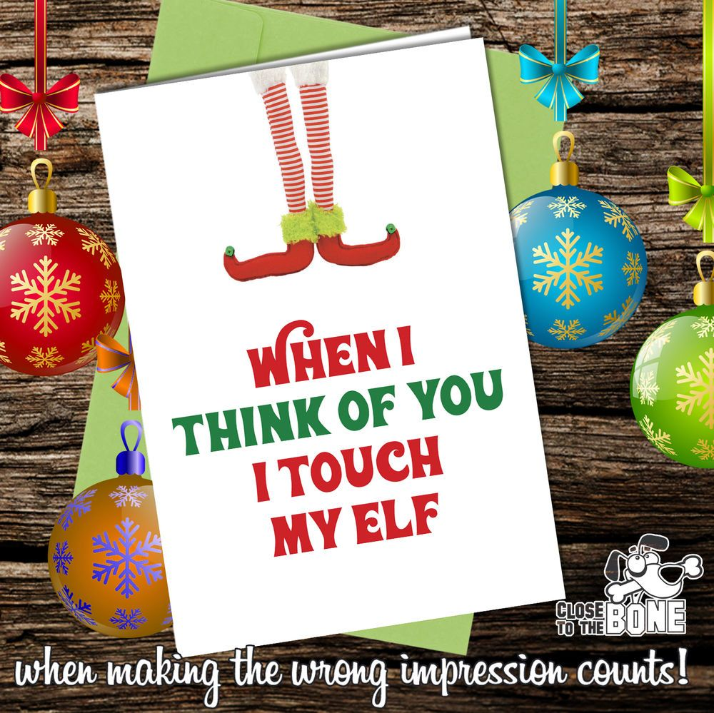 #419 CHRISTMAS CARD Rude Greeting Card funny humour joke Winter/'s Coming Snowman