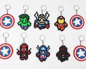 Porte clé Keychain Ø45mm Iron Man Super Heros Marvel Comics SHIELD
