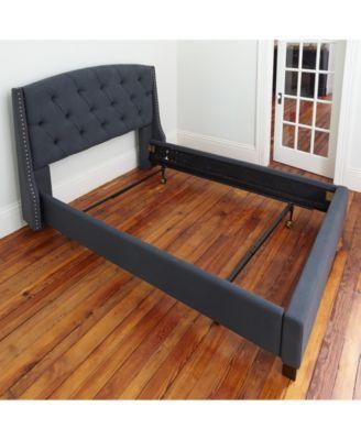 Best Sleep Trends Hercules Standard Adjustable Metal Bed Frame 640 x 480