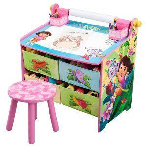 aww this is so cute...   Kids art table, Art desk, Ikea kids