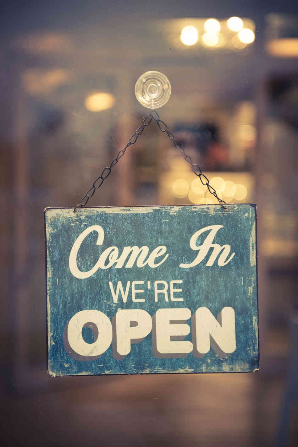 Caution Starting A Business With Your Ira Could Cost You Open Sign General Store Signs