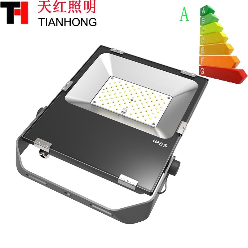Commercial Outdoor Led Flood Light Fixtures Waterproof Commercial Outdoor Led Sport Ground 80W Led Outdoor Lamp