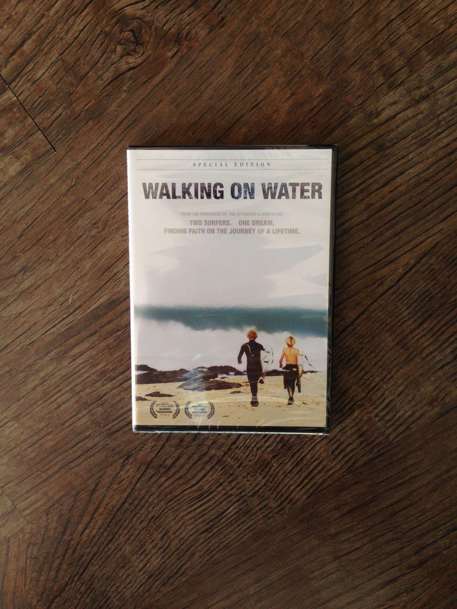 Walking on Water Movie (DVD)