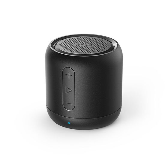 Get The Best Sound With Your Music With This Portable Speaker It Hooks Up To Most Devices Bluetooth Speakers Portable Bluetooth Speaker Mini Bluetooth Speaker