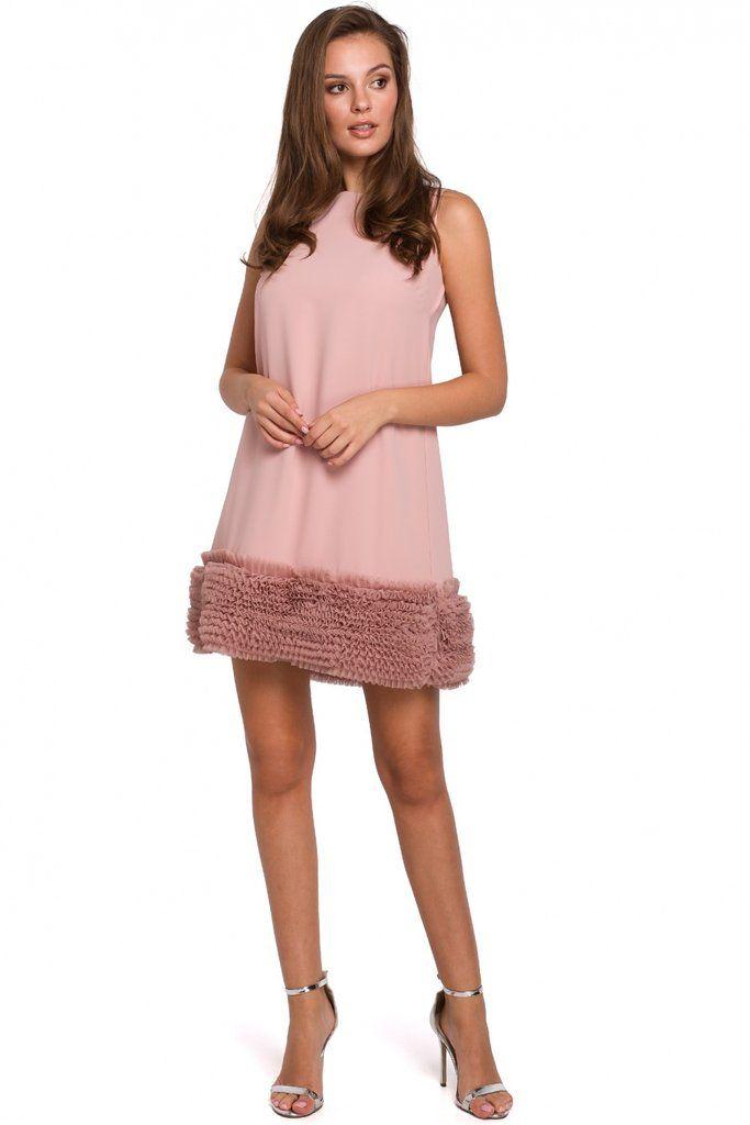Kurzes Kleid NOE 138758 Makover | Kurze kleider, Minikleid ...