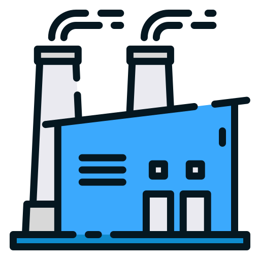 Power Plant Free Vector Icons Designed By Good Ware Vector Icon Design Vector Icons Icon