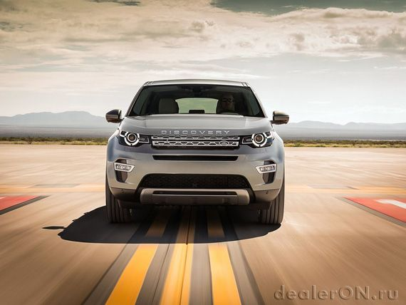 Внедорожник Лендровер Дискавери Спорт 2015 / Land Rover Discovery Sport 2015