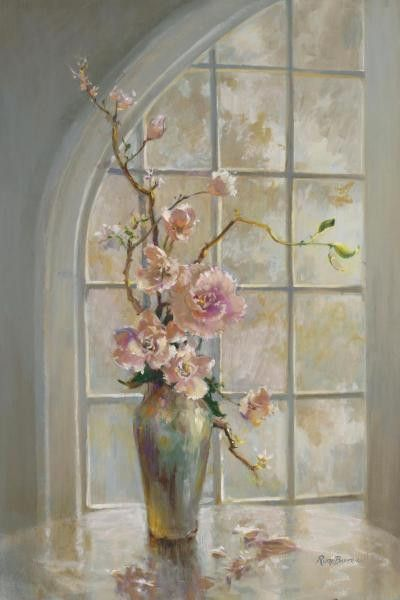 Magnolia Arch I by Baderian, Ruth - Wall Art Giclee Print or Canvas