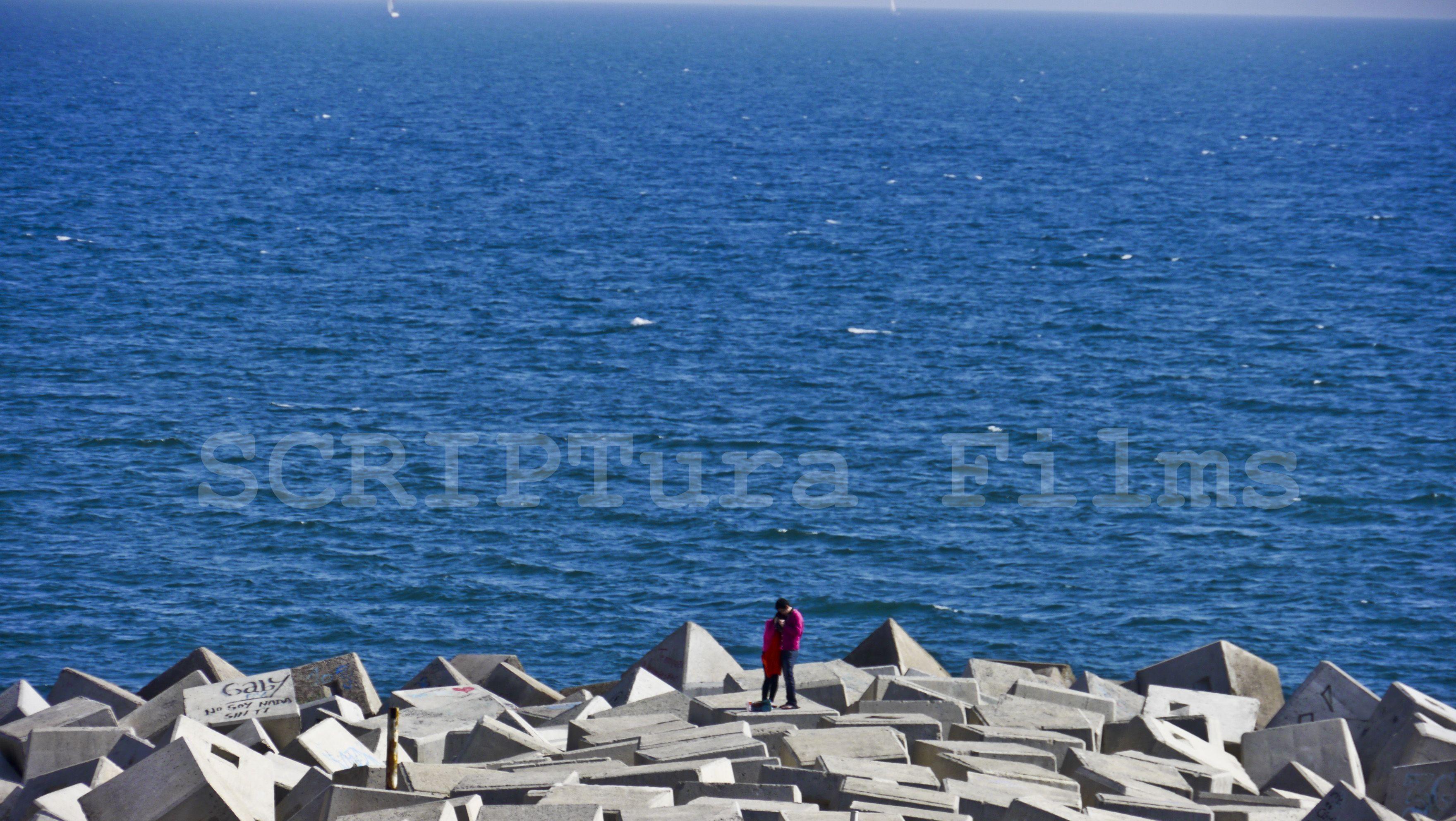 """Love Fotografía perteneciente al Portafolio """"Barcelona"""".  Las fotografías son realizadas por Dulce Ferreira y Guillermo Brinkmann.  Edición: Dulce Ferreira."""