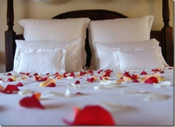 Romantic Bedrooms For Honeymoon romantic honeymoon wedding night bedroom decorating ideas | dream