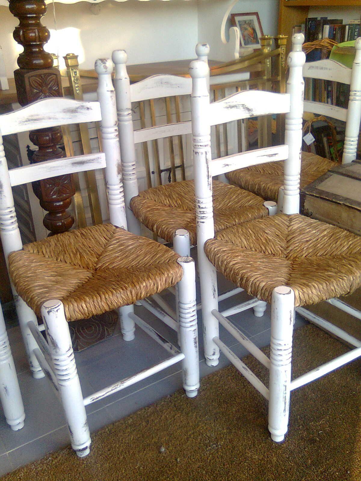 Sillas restauradas nuestros muebles pinterest sillas - Sillas antiguas restauradas ...