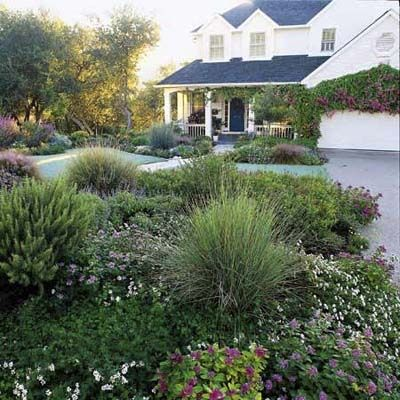10 Myths About Being Green at Home | Landscaping & Lawn ... on Non Grass Backyard Ideas id=37749
