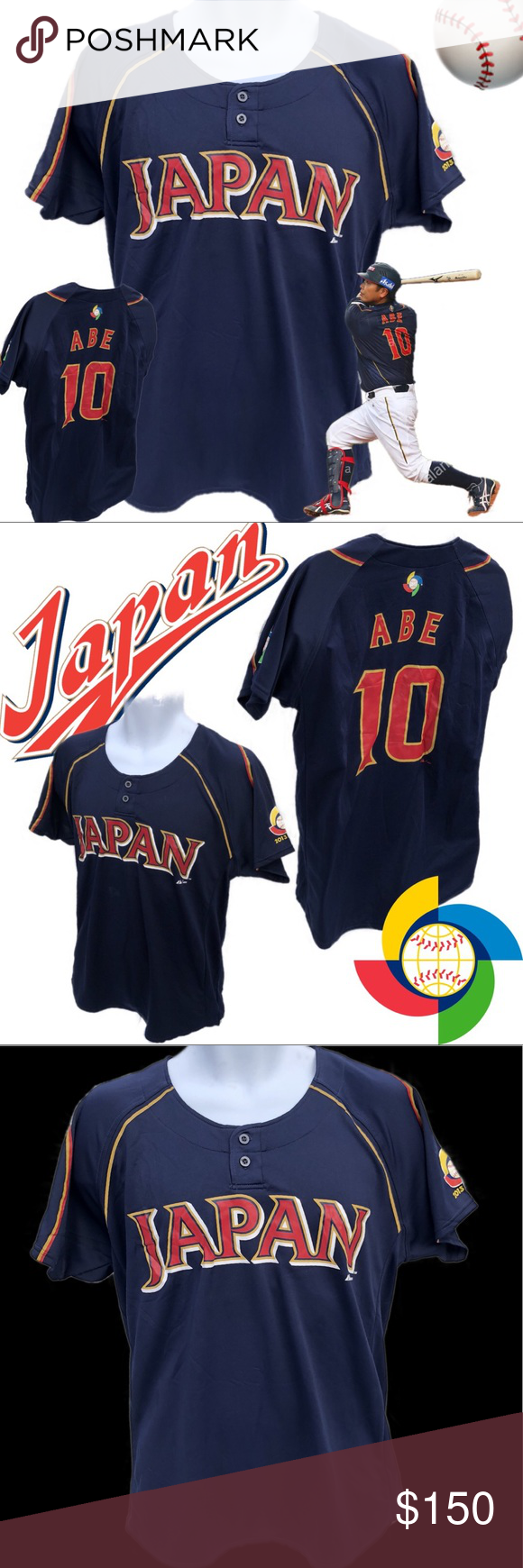 LIMITED TIME New Abe 10 Japan National Team Boutique