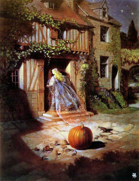 Fairytale Cinderella By Kinuko Y Craft With Images