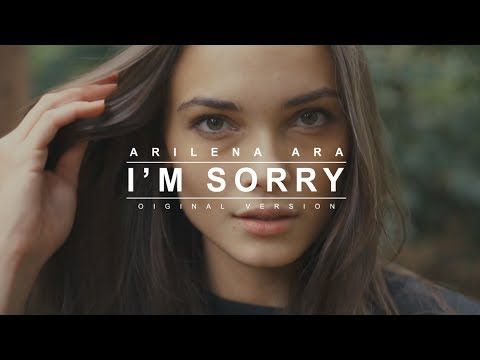 14 Arilena Ara I 39 M Sorry English Version For Nentori Video Edit Lyrics Youtube Youtube Music Incoming Call Screenshot
