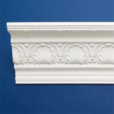 Review All About Crown Molding Delicate acanthus leaves are monly seen on trim used in Classical Revival–style homes us leaves were very popular in Awesome - Beautiful square crown molding Photos