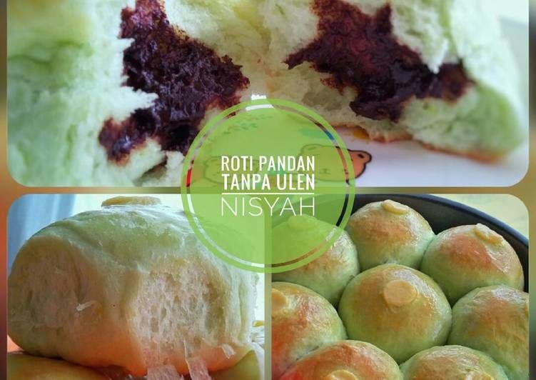 Resep Roti Pandan Tanpa Ulen Tendy Asli Lembut Empuk Oleh Nisyah Resep Rotis Resep Makanan Resep Roti