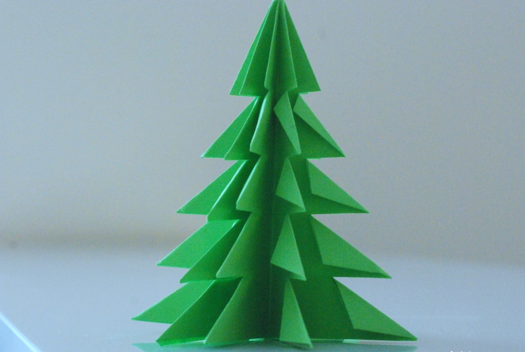 Jak Zrobic Choinke Z Papieru How To Make A Paper Christmas Tree Diy Xmas Gifts Paper Christmas Decorations Paper Christmas Tree