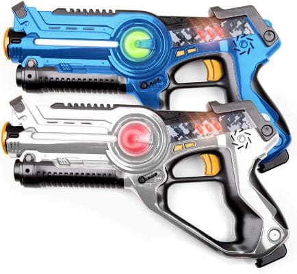 Pin On Top 15 Best Laser Tag Guns For Competitive Players