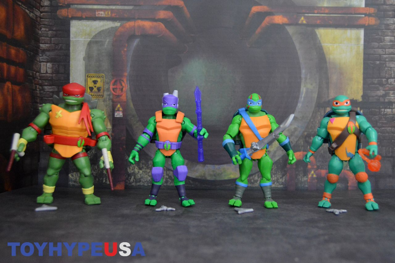 "Rise Of The Teenage Mutant Ninja Turtles Donatello Giant Figure 10.5/"" Tall New"