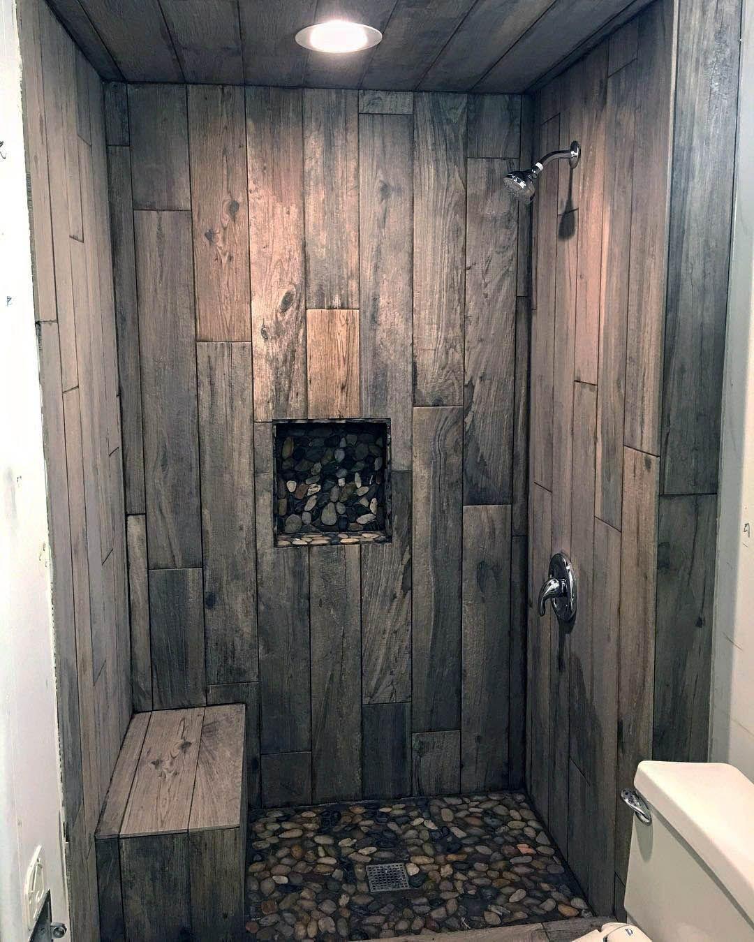 New Bathroom Shower Tile Ideas White Exclusive On Smart Home Decor Showerstallrenovat Rustic Bathroom Shower Bathroom Shower Design Farmhouse Shower