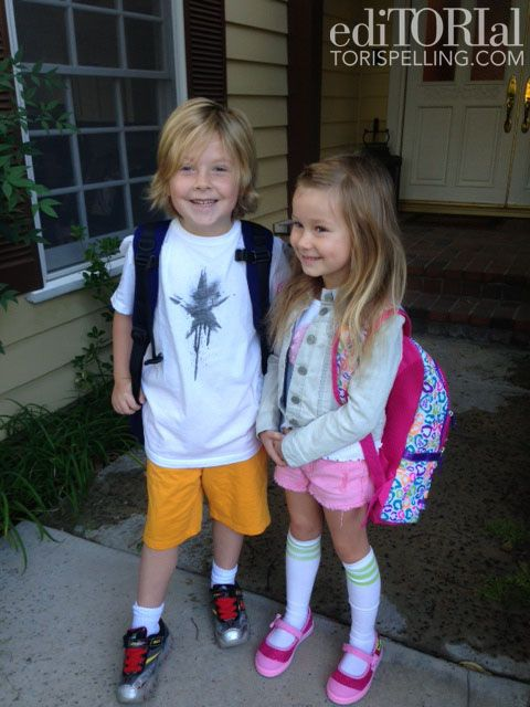 Milestone Monday: First Day of School Photos