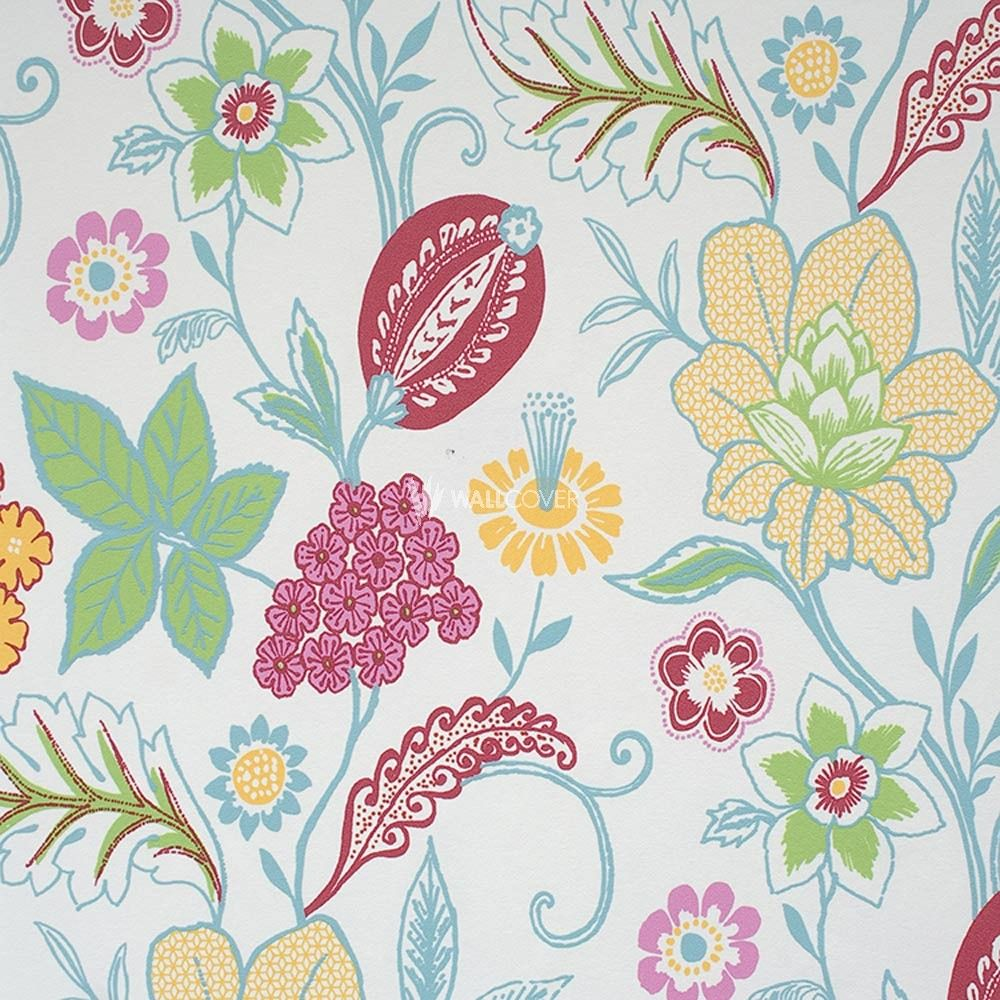 Papel Pintado Lef 48930 en la tienda  ✔ Color: blanco, multicolor ✔ Calidad de BN Wallcoverings ✔ Envío rápido ✔ Compra ahora a precio favorable en wallcover.es