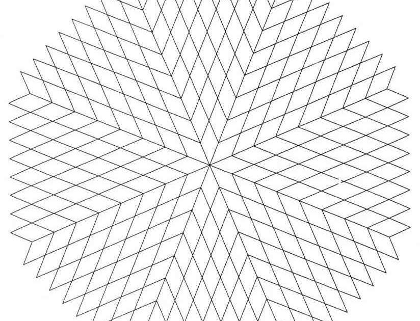 Mandalas Para Pintar: mandala de flechas de poder | geometria ...