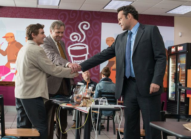 the business movie review