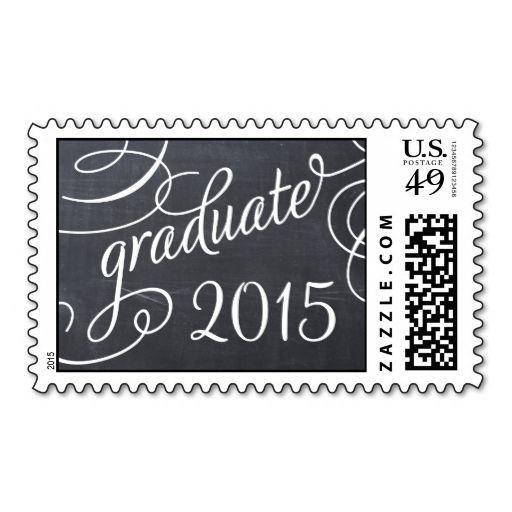 Graduation Class of 2015 Postage