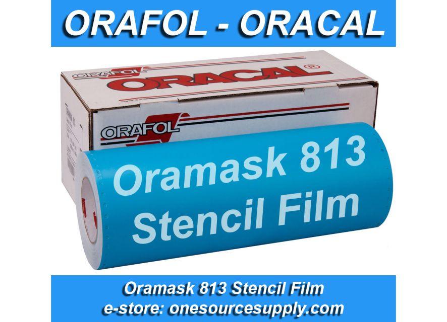 Oracal Oramask 813 Oracal Vinyl Oracal Adhesive Vinyl