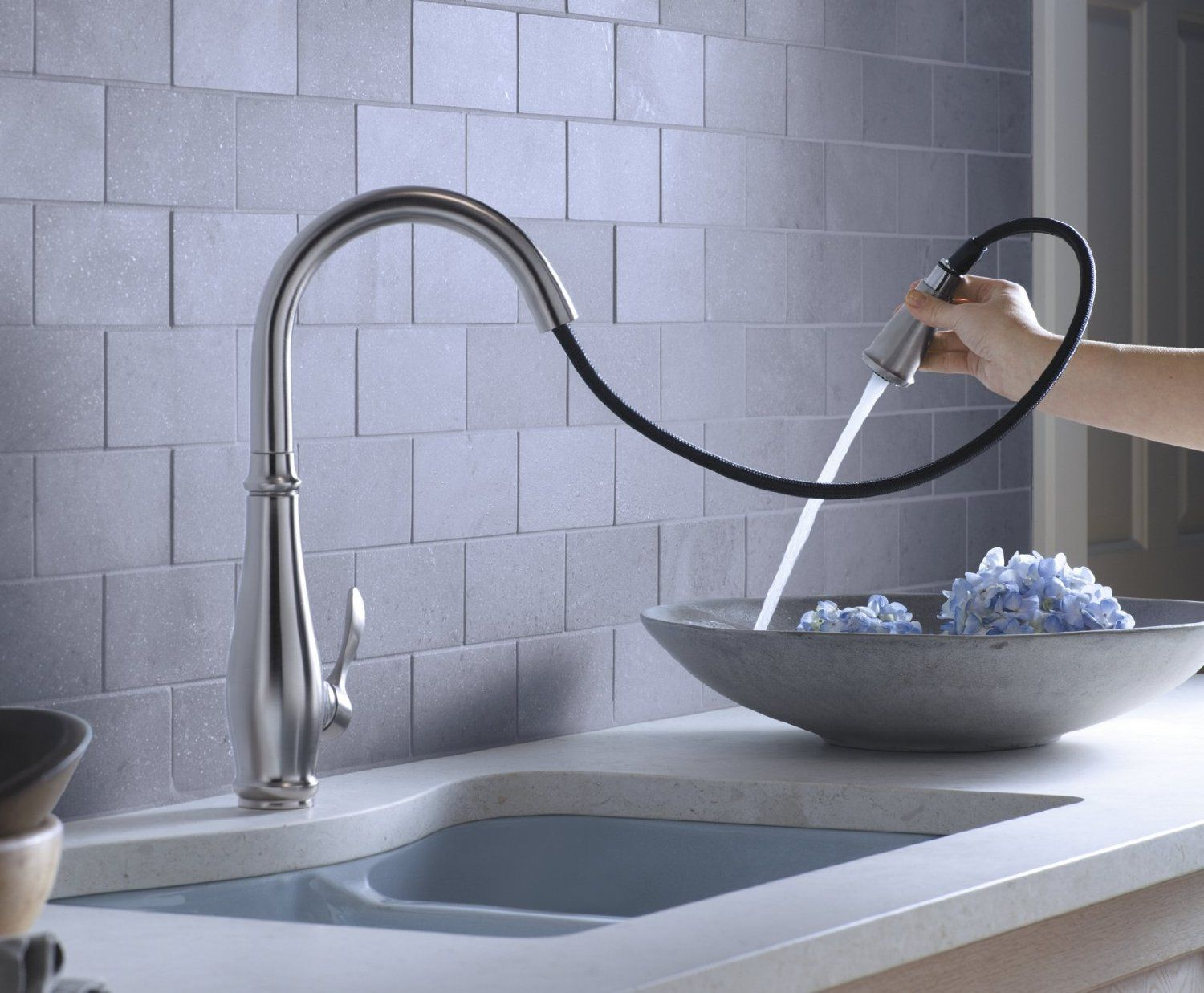 cool Good What Is The Best Kitchen Faucet 37 About Remodel Small ...