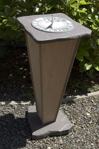 The Runnerduck Sundial Stand Step By Step Instructions On How To