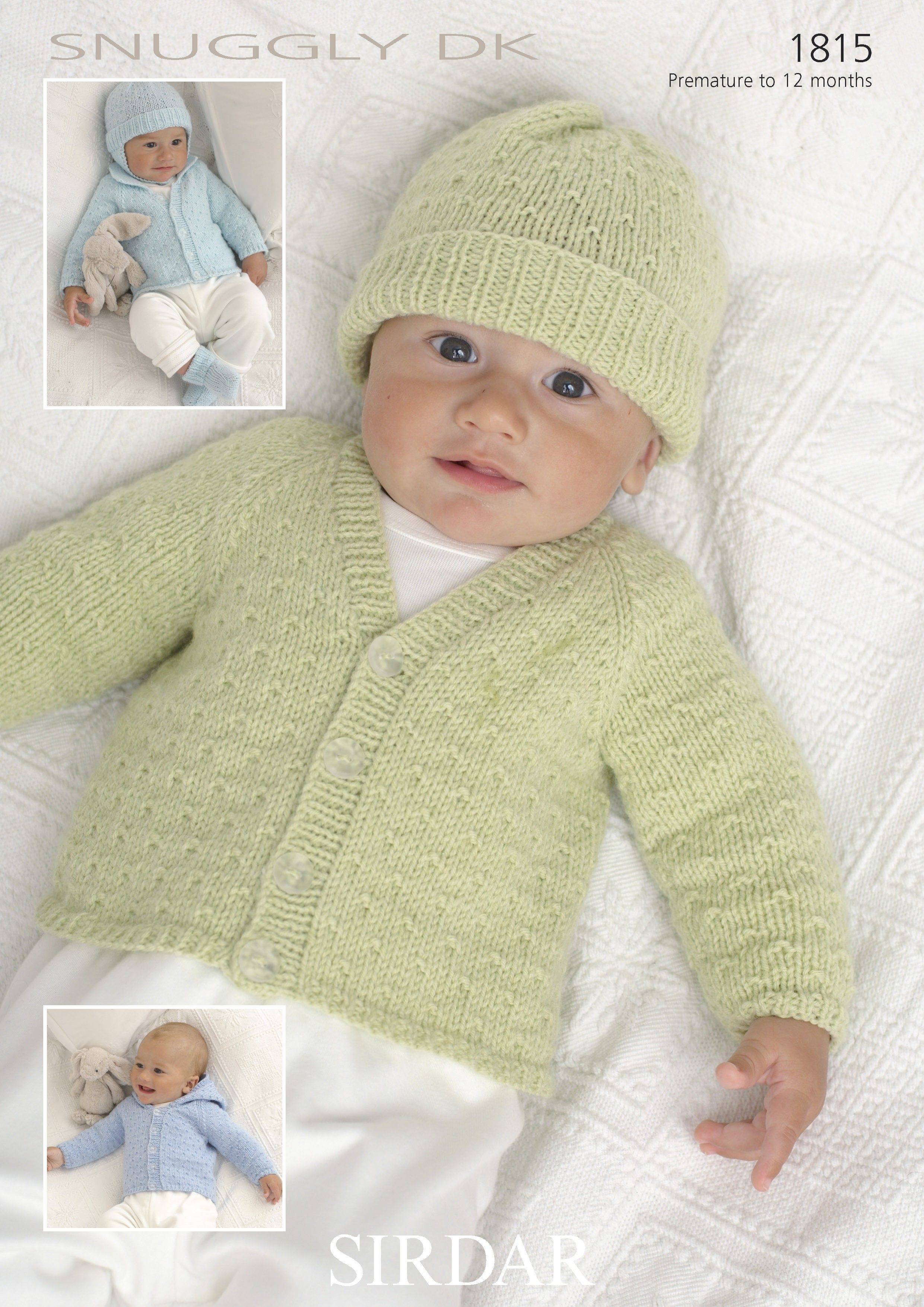 Sirdar 1815 Snuggly DK (downloadable PDF) - Wool Warehouse ...