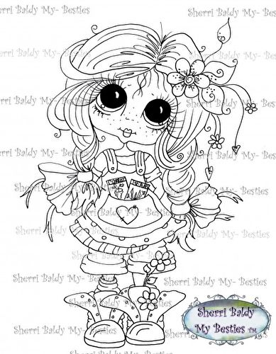 Digi Stamp My-Besites Sherri Baldy IMG313 Girl