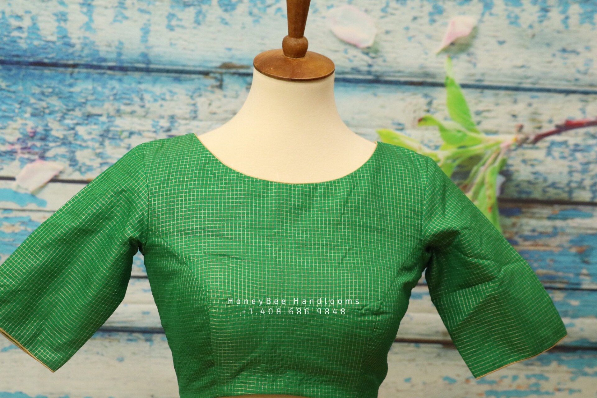 Green blouse indian,Latest indian blouse designs,saree blouse designs indian,saree stitched blouse,chanderi blouse,handloom blouse