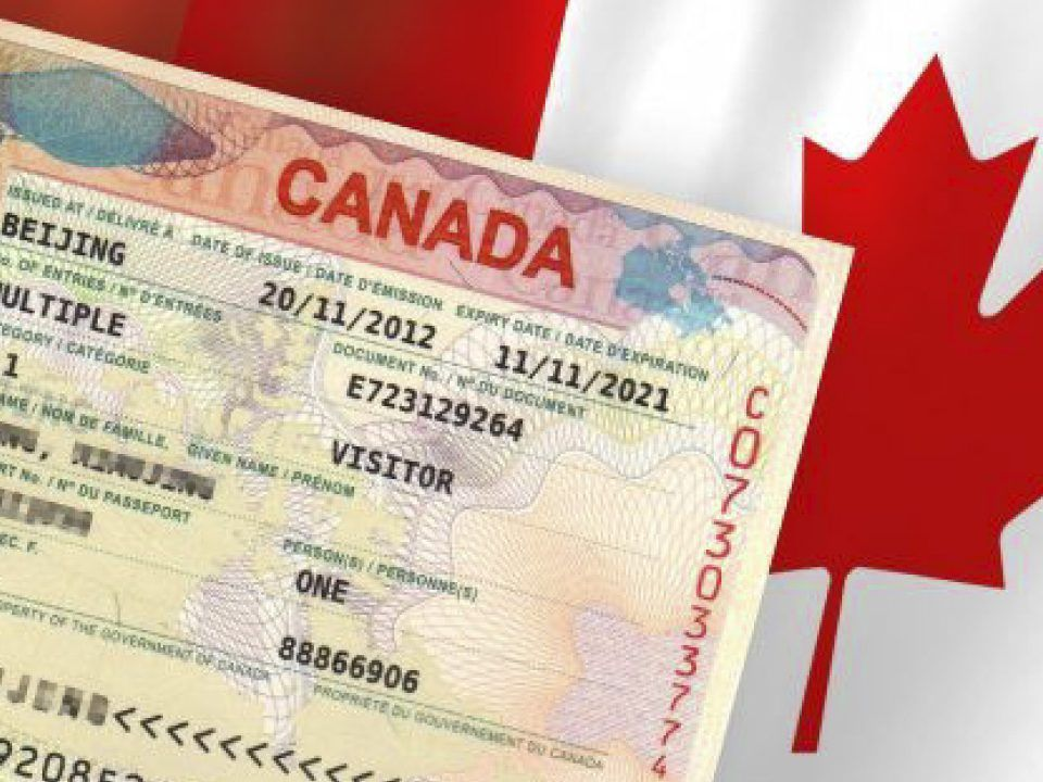How To Apply For Canadian Visa