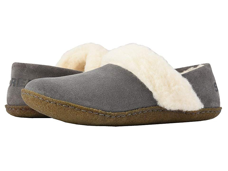 2019 Sorel Ladies Nakiska Slide II Womens Suede Faux Fur Lined Slippers Sliders