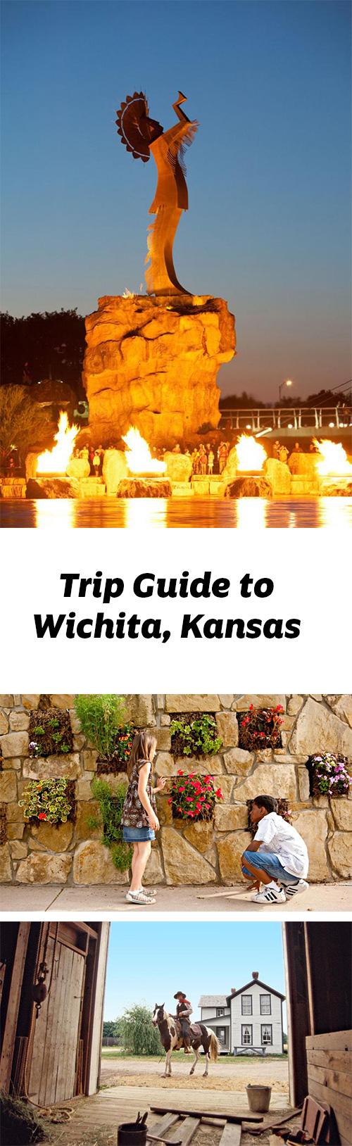 Wichita Trip Guide Midwest Travel Trip Kansas Travel