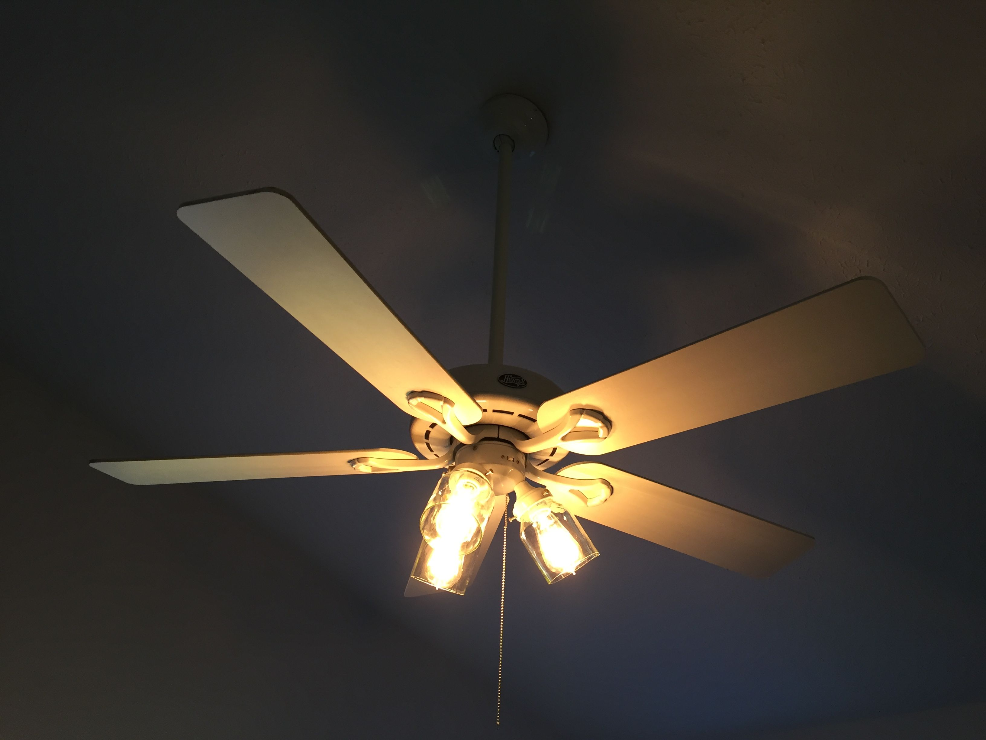 Ceiling Fan Revamp on the cheap DIYscoveries
