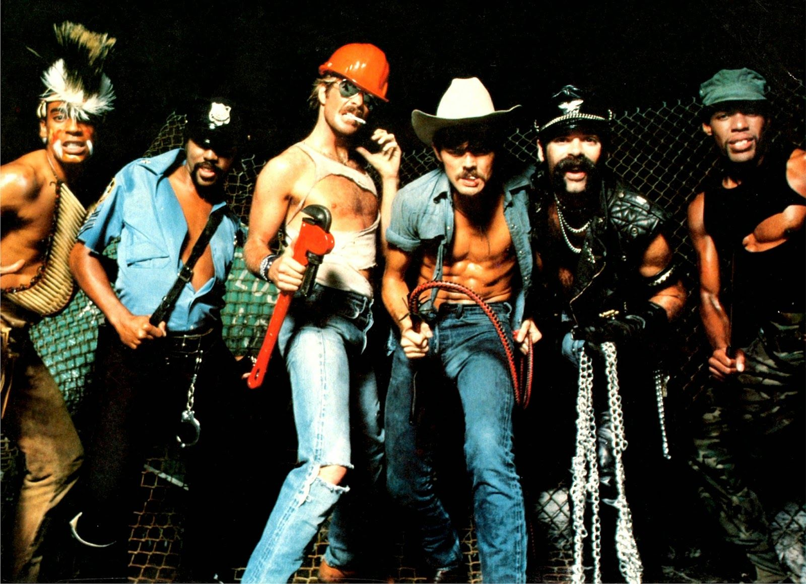 Village people gives trump ok to play gay anthems ymca, macho man