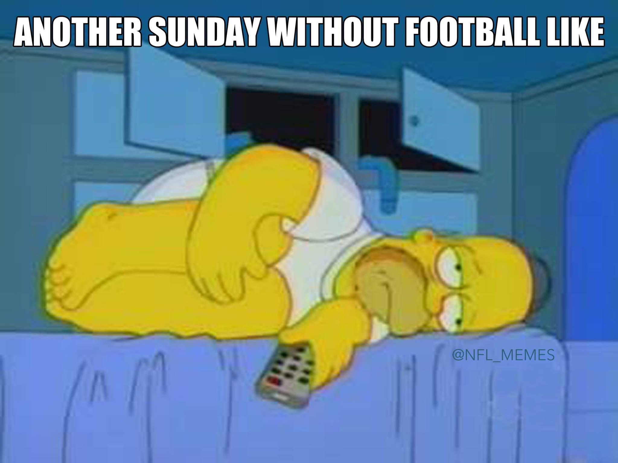 Me on Sunday's